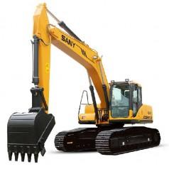 挖掘机出口方案