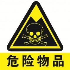 危险货物标志详解