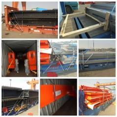 水电项目货物出口