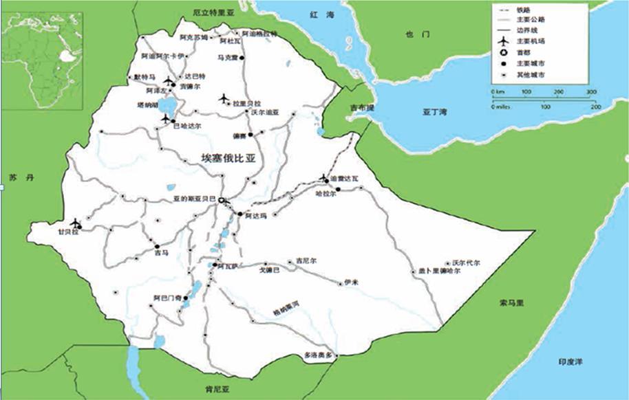 埃塞俄比亚双清_非洲海运_旭洲物流